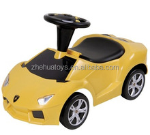 2016 very cheap licensed toy cars for babies, baby toy car as baby walkers