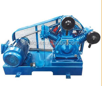 CWF-40/30 Belt unit air-cooled marine Type air compressor 3.0MPa