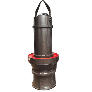 Electric small diameter submersible water pump for irrigation