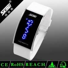 Cheap Wholesale Rubber Band Led Sports Watch