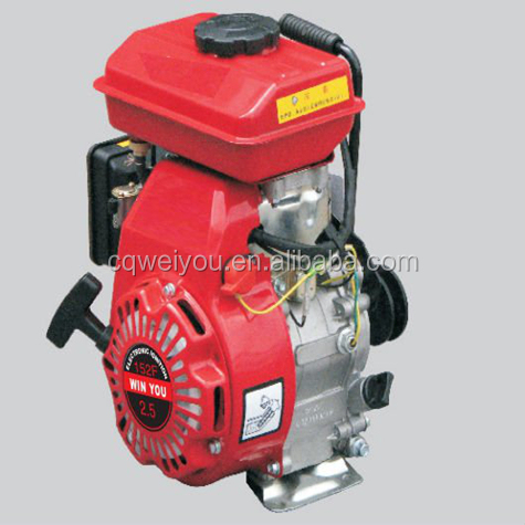 2.5HP Air cooled 4 Stroke Single Cylinder Gasoline Engine 152F