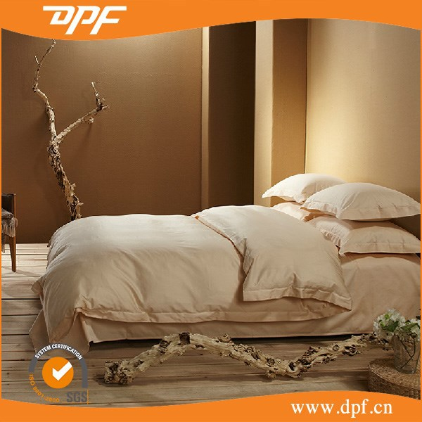 Cheap Price 100% white all hotel linen sizes from china supplier