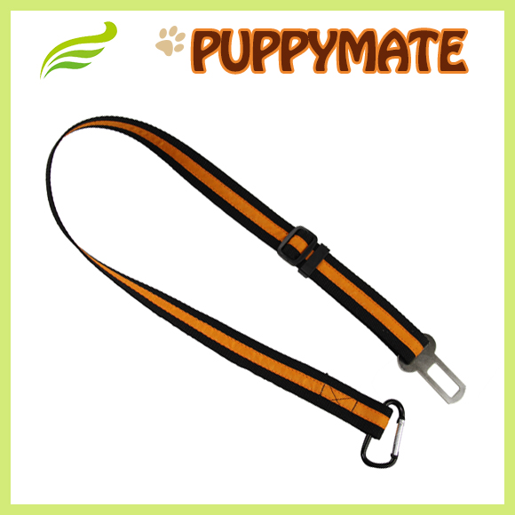 New Design Seatbelt Car Vehicle Seat Belts, nylon strap for safety seatbelt for Dogs