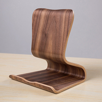 New style classical wooden tablet stand