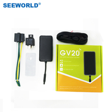 GV20 3G gps tracker with one year stable free tracking system Hot sale 3g gps locator