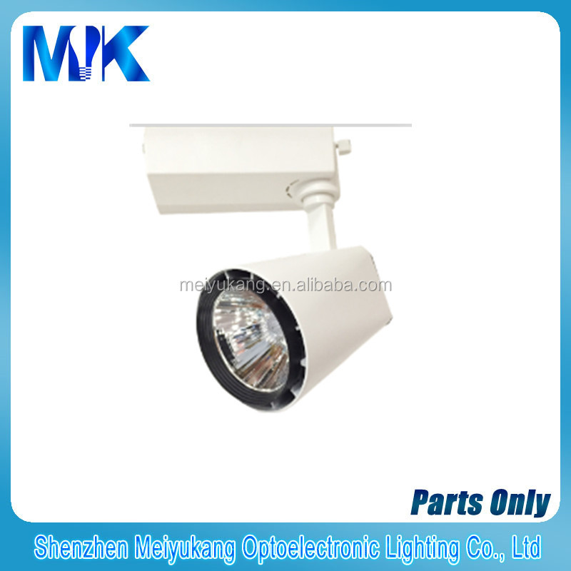 Commercial led lighting led track lighting for shop