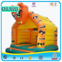 Bckyard inflatable exciting inflatable soccer bouncer sports arena for kids