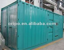 standby power 1250kva/1000kw power diesel generator for sale power plant with container canopy in alibaba china
