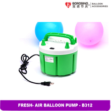 B312 Timing Control Fresh Air Balloon Inflator For Wedding Decoration