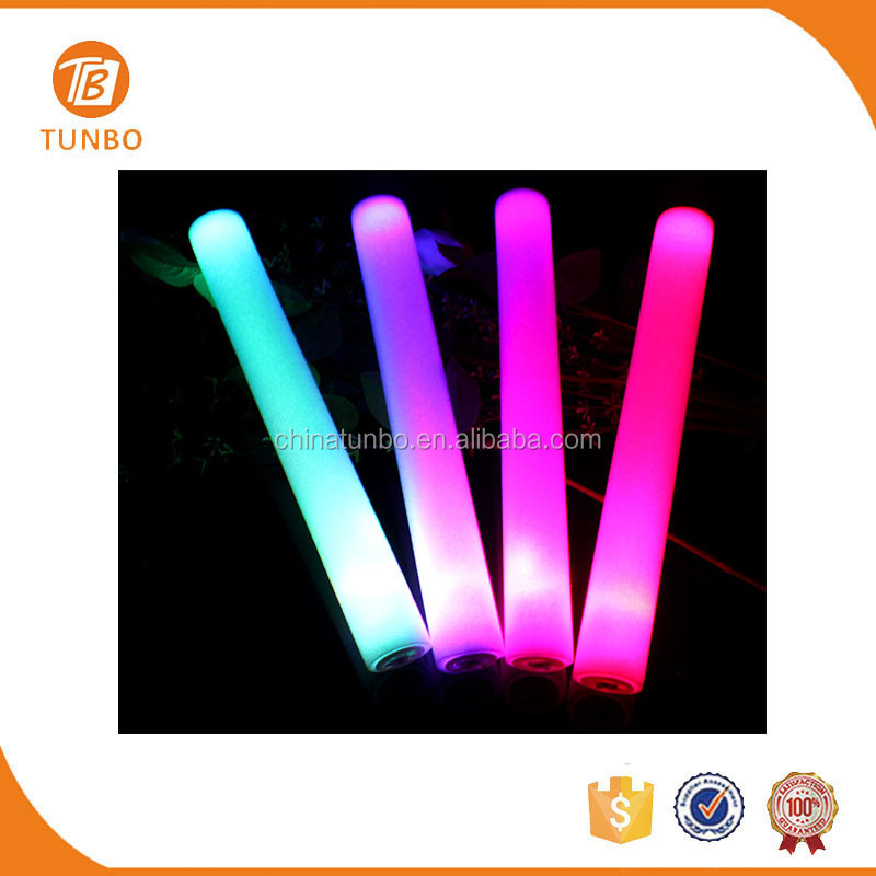 Wholesale Concert and Party Products Light Stick Glow in the Dark fabric