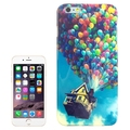 Custom design TPU back cover waterproof for iphone 6 case