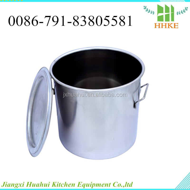 20 Litre Stainless steel Oil Drum,waterproof paint barrels,chemical drums with lid and handle