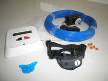 "Pet Containment Fence with ""3 Mode"" Receiver/Collar"