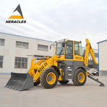 Weifang cheap case backhoe for sale