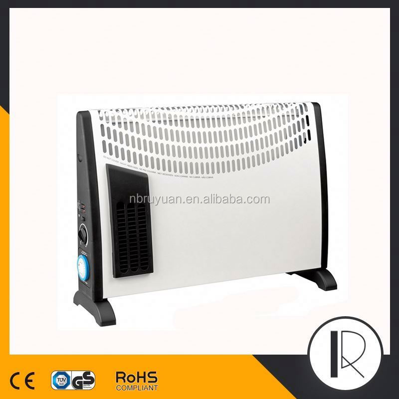 0719235 2000W DL01 TIMER Small Convector Heater