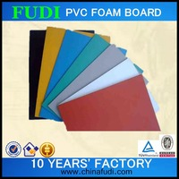 Good quality soundproof material color pvc board