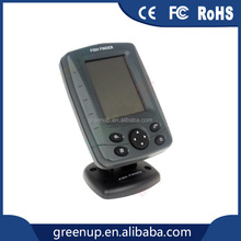 "China Supplier New Phiradar FF688C 3.5"" Boat Sonar Fish Finder 300M Depth Detection Fishfinders"