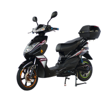 unique moped 450w electric motorcycle with high quality for adult