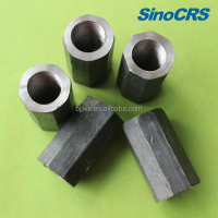Machinery expansion joint steel hex rebar Couplers Price