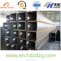 SHS (Square Hollow Section) 20mm*20mm---300mm*300mmWelded Steel Pipe