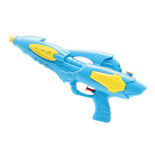 Funny Single Nozzle Solid Color Plastic Toy Water Gun for Kids