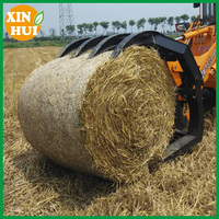 hay bale wrapping machine knitted hdpe bale net wraps