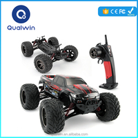 High speed rc toys 2.4G 4WD short truck rc car 1:12 electric car buggy with 550 brush motor and 50km/h speed suv rc car