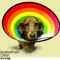 LOW price plastic dog cones elizabeth collar for dog