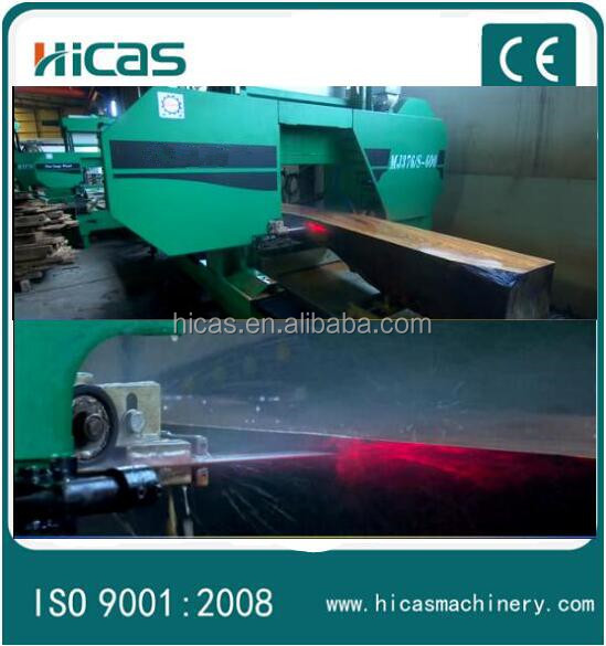 Band saw cutting machine price for wood