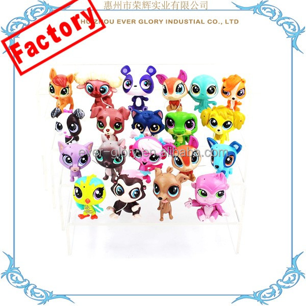 Custom Mini Figure Plastic Cartoon Mini Figure Manufacturer