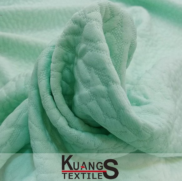 cotton knitted fabric, knitted jacquard fabric