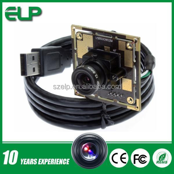 5mp OV5640 UVC driver free digital hd usb pc camera with 1/2/3/5m usb cable optional