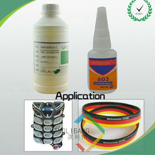 Silicone fast sticky / Fast drying Liquid glue Room temperature bonding