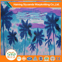 Wholesale underwear fabric stretch spandex fabric textile printing