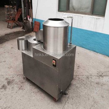 stainless steel potato chips cutting machine price with capacity 120kg/h