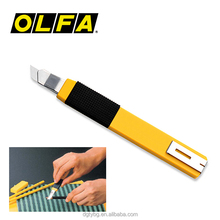 OLFA A-2 Rubber Grip Cutter utility knife for cutting plastic film paper
