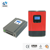 30A MPPT Solar Charge Controller 12v