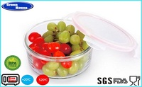 Microwavable Glass food container + tableware