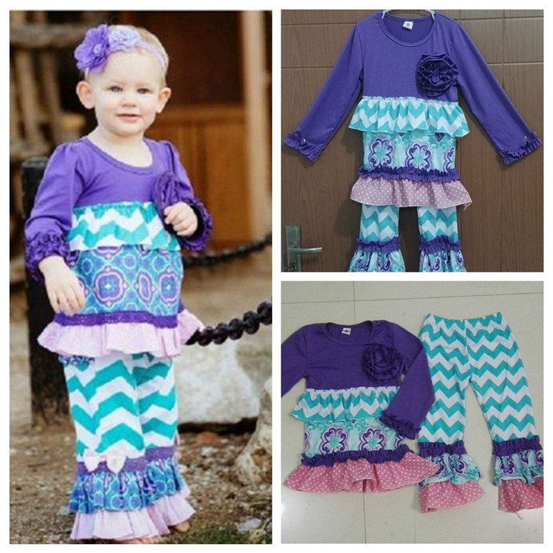Garment Factory Price Kids Clothes infant Toddler clothing for wholesale