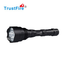 TrustFire TR-800 5*3W 365nm XPE UV LEDs one mode led flashlight for money detector