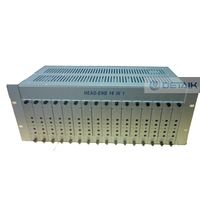 16 in 1 16 Channels Adjacent Analog Fixed Channels CATV Modulator