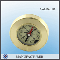 J57 Golden Copper Give-away Compass