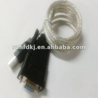 USB TO female RS232 Serial Port cable driver