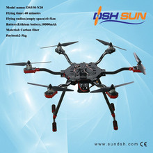 2.4ghz radio control professional drone with 5km control range long flying time drone