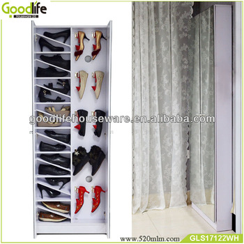 large shoe racks wooden furnuture made in china