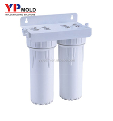 high precision Household water purifier mould /plastic water filter housing injection molding