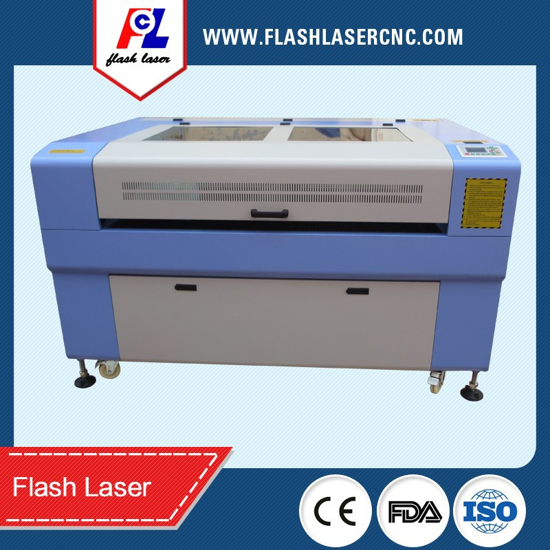 CE/ISO/FDA certificated co2 80 watts laser plywood engraver cutter for small crafts