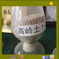 kaolin china clay calcined used in refractory material