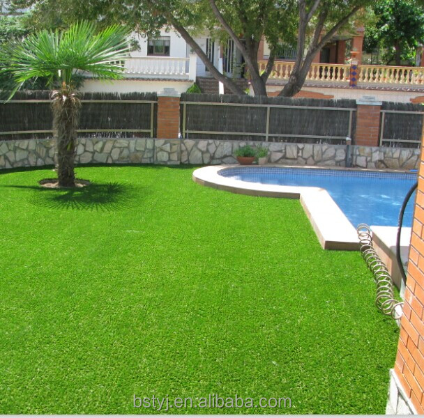 Garden artificial grass for landscape