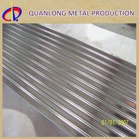 Z80 GI Galvanized Corrugated Sheet Metal Roofing Steel Tile